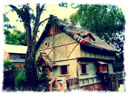Bricolage-house