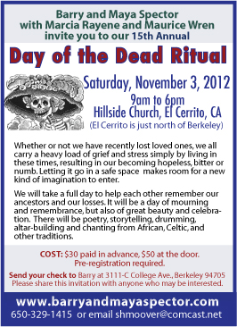 Day of the Dead Ritual