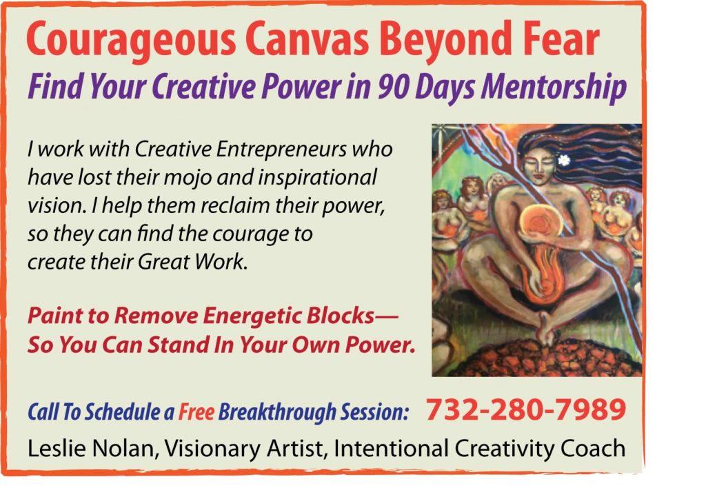 Leslie Nolan Creative Mentorship