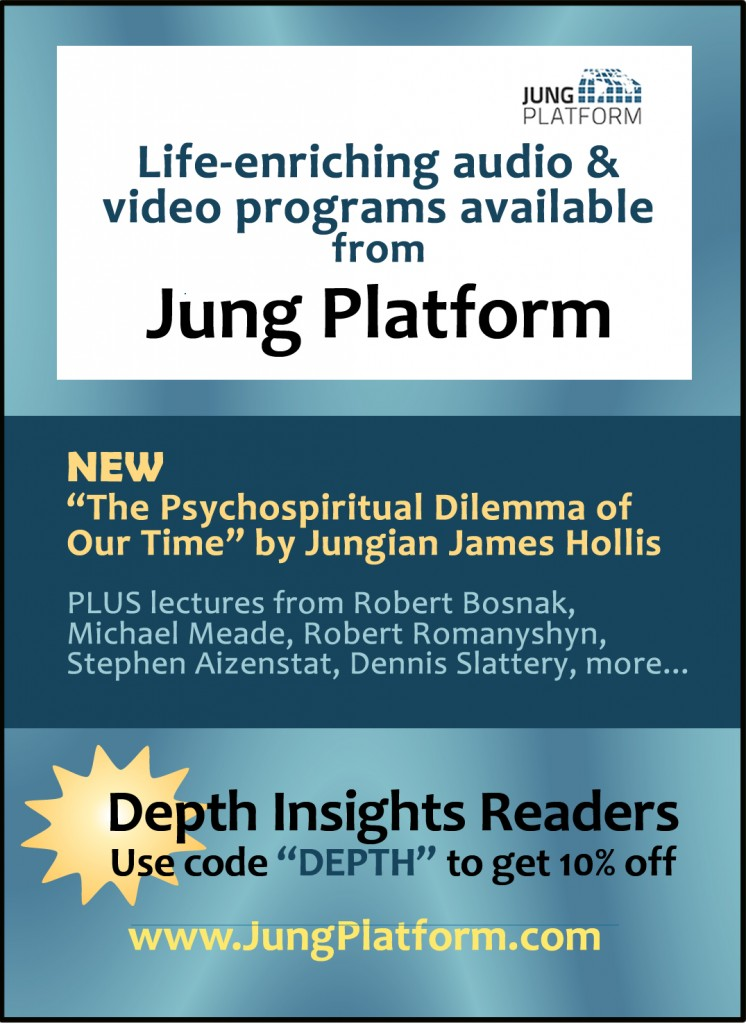 Jungian and Depth Psychology audio & video programs