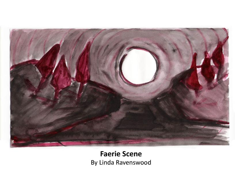 Linda Ravenswood--Faerie Scene