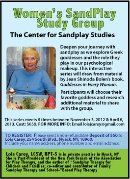 Women's Sandplay