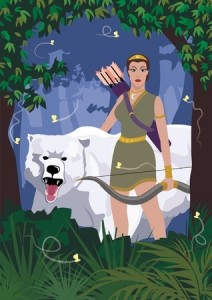 Artemis of Greek Myth