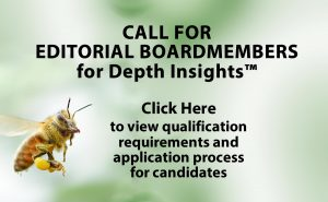 Call for Editorial Board Members for Depth Insights