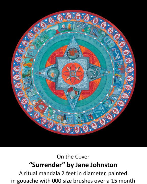"""Cover Art """"Surrender"""" by Jane Johnston"""