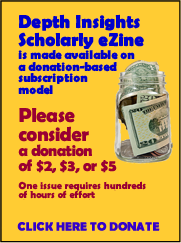 Please Donate to Depth Indights Ezine