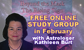 Kathleen Burt Astrology Study Group