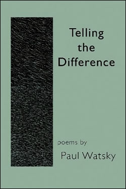 Telling the Difference - Paul Watsky