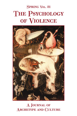 spring journal vol81 Psychology of Violence