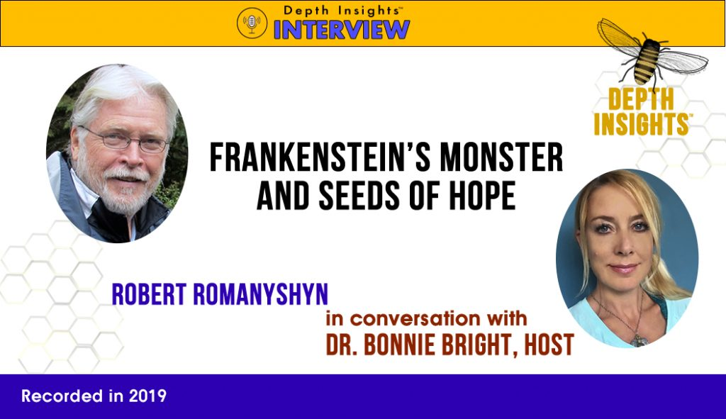 Depth psychology interview with Robert Romanyshyn and Bonnie Bright
