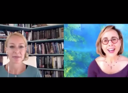 Bonnie Bright interviewed by Olga Ferreras about Transpersonal Coaching Psychology